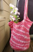 crochet suzette market bag