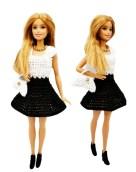 barbie skirt dress