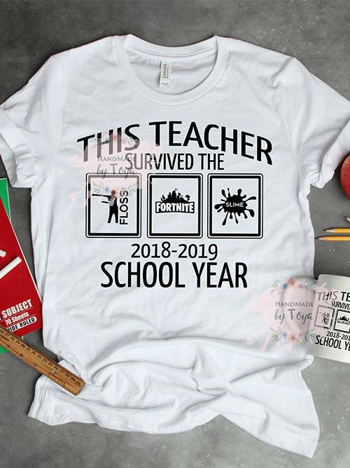 db1b388c This Teacher Survived The Floss, Fortnite, Slime 2018-2019 School ...
