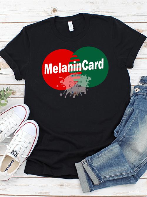 Download Melanin Card SVG & PNG - Handmade by Toya