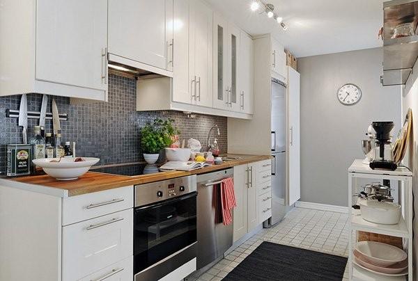 scandinavian kitchen tile designs cocinas escandinavas