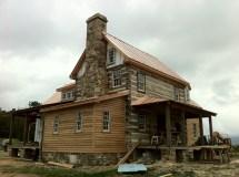 Handmade Houses. With Noah Bradley - Log Cabins Timber