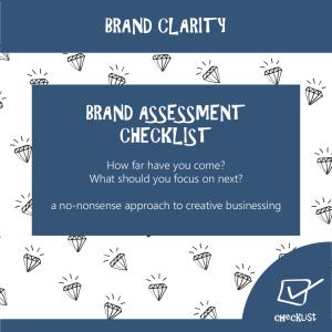 Brand Assessment Checklist