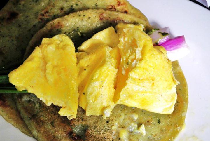 (無添加食譜分享)青醬中式捲餅