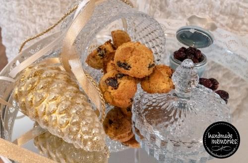 Valentino´s Cranberry Cookies