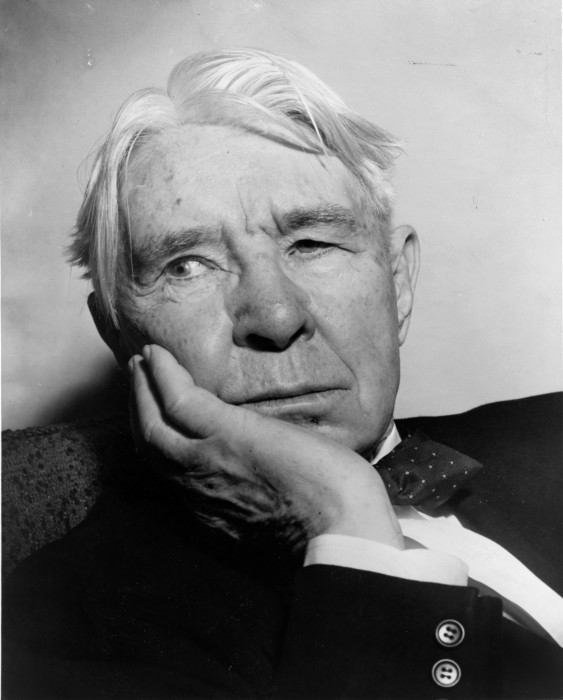 2016 North Carolina Literary Hall of Fame Inductee Carl Sandburg