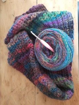 snuggly shawl