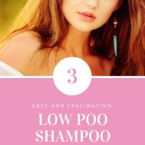 How to Make 5 Low Poo Shampoo Recipe