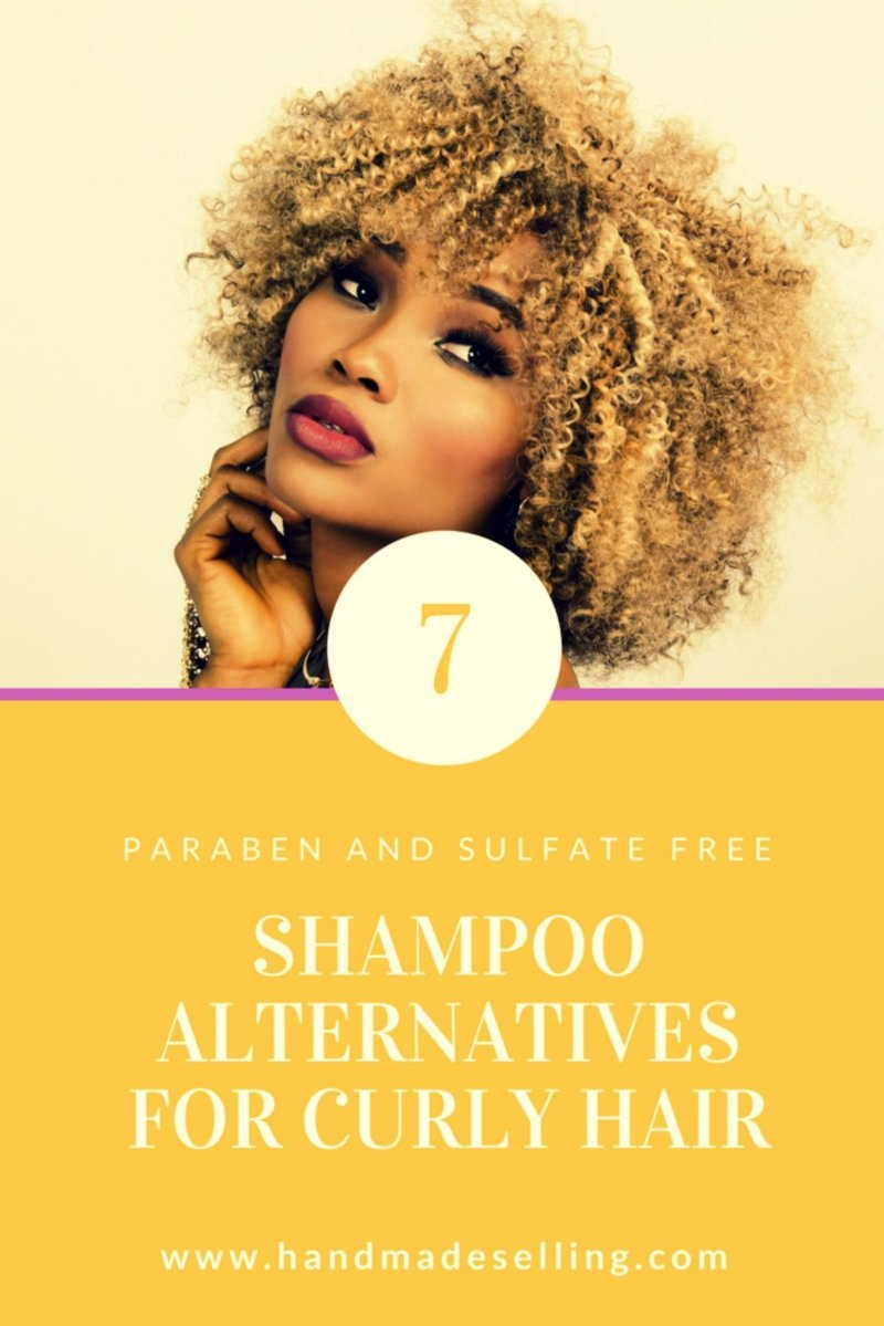 Know How to Make Miracle Shampoo Replacement for Curly Hair