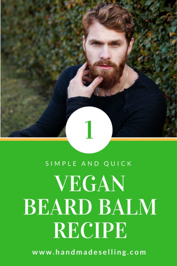 How to Make a Vegan Beard Balm Recipe for Remarkable Results