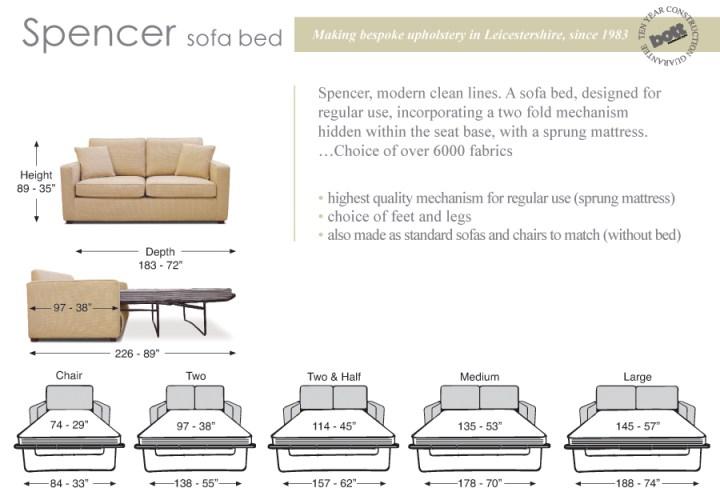 Standard Sofa Sizes Uk