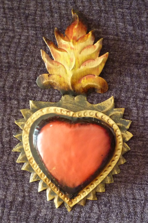 Sacred Heart Handmade Tales Of Diy Derring