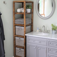 How To Build A Linen Cabinet - Frasesdeconquista.com