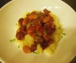 Chorizo stew