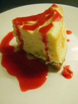 baked cheesecake