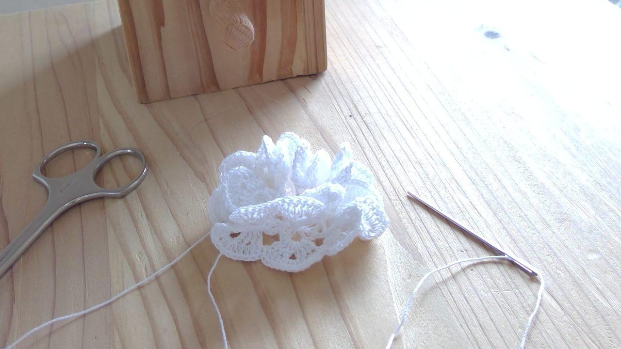 レース編みで花は?小さい花や立体についても紹介!