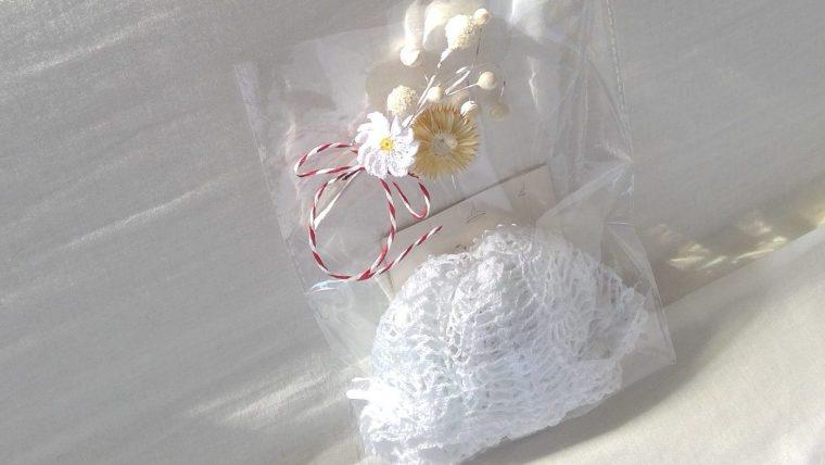 レース編みでプレゼント!どんな小物が喜ばれる?