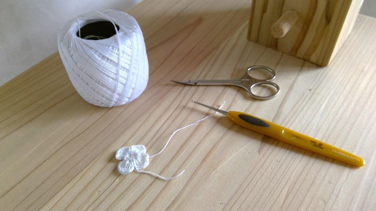 レース編みのアクセサリーを手作りで☆始める前の大事なこと5つ!
