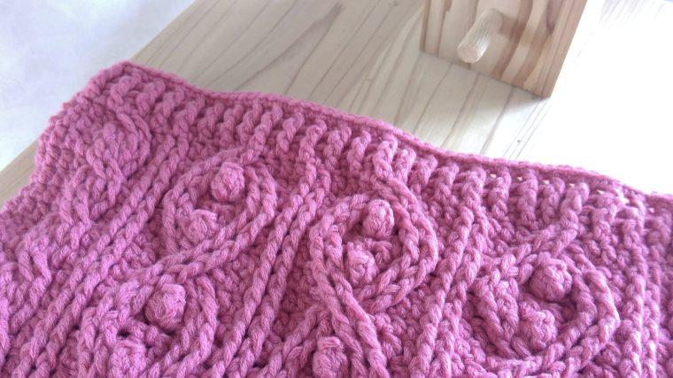 かぎ針編みのゴム編みで作れるものって?