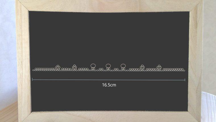 レース編みアクセサリー☆簡単なのにワンランクUPするアイテム・ビーズクロッシェのブレスレット