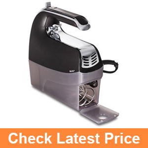Hamilton Beach 62620 6-Speed Snap on Case Hand Mixer