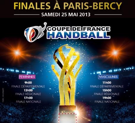 Cdf 3 me tour le tirage au sort de la coupe de france handnews - Tirage coupe de france 3eme tour ...