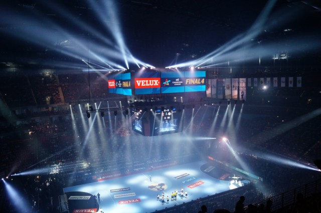 Cologne Lanxess Arena