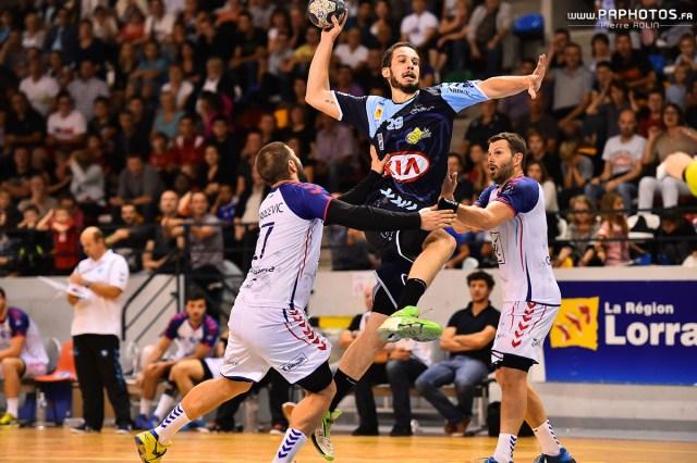 Crédit photo : Grand Nancy ASPTT Handball / Pierre ROLIN © www.prphotos.fr