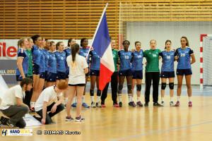 France junior féminine