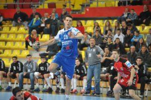 Filip Taleski Crédit photo : SEHA League