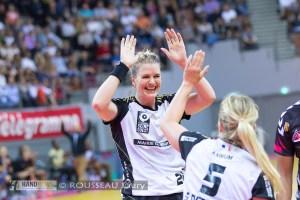 Pernille Wibe sort de sa retraite