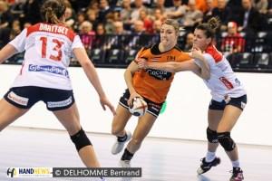 Nycke Groot retourne au Danemark