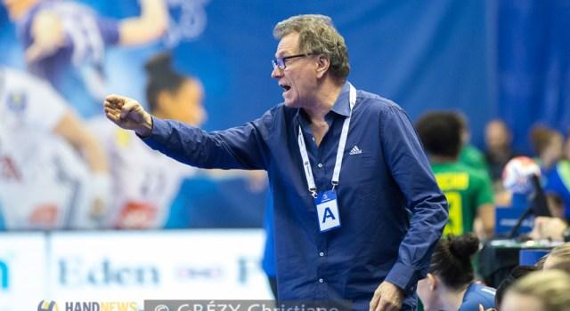 20 joueuses convoquées à la Maison du handball