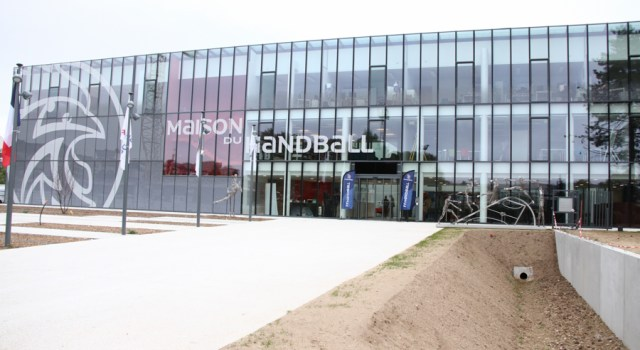 Venez visiter la Maison du Handball