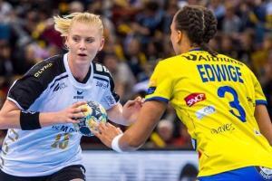 Kim Naidzinavicius forfait avec l'Allemagne
