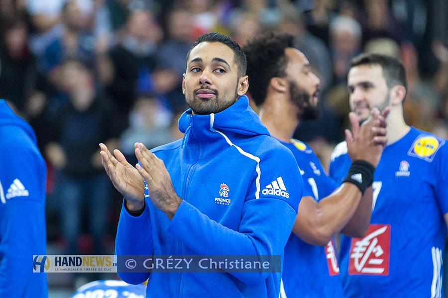 Les Bleus battent largement la Serbie — Mondial de hand