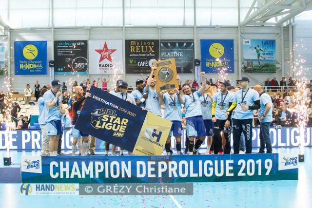 Lidl Starligue Calendrier.Proligue Le Calendrier De La Saison 2019 2020 Handnews