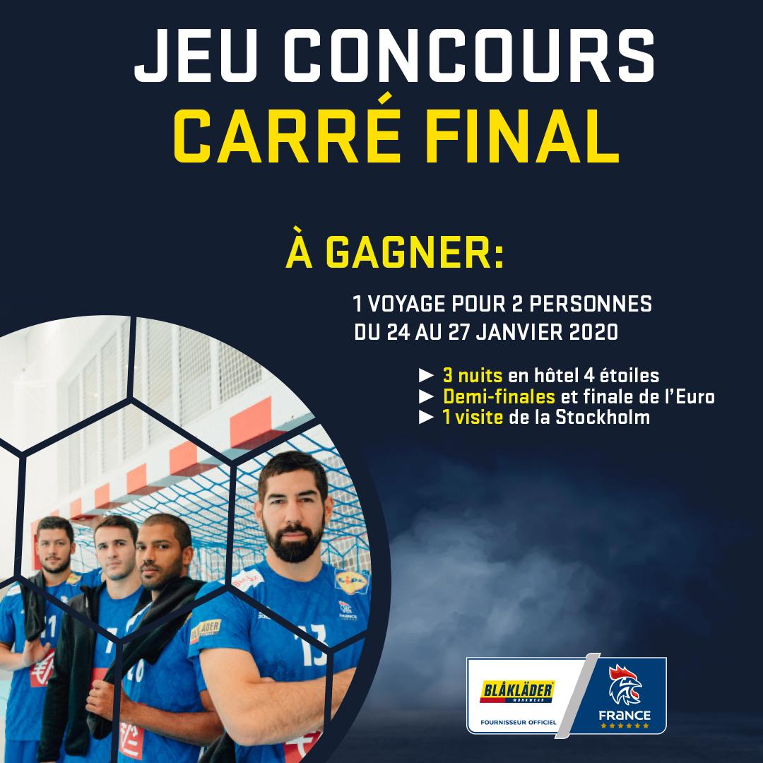 Jeu Grand Jeu Concours Blaklader Handnews