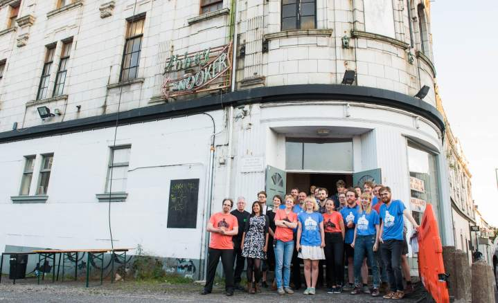 Volunteers Abbeydale Picture House Revival