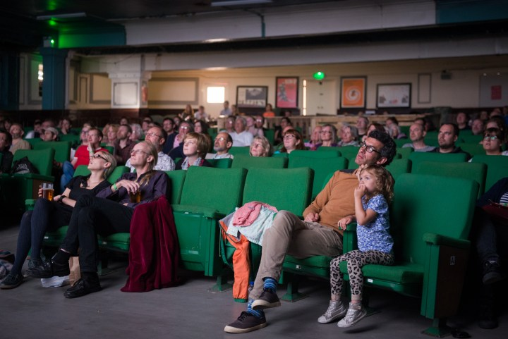 Screening Full House Cinema at Abbeydale Picture House