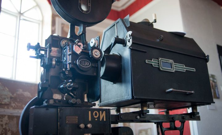 Antique Film Equipment