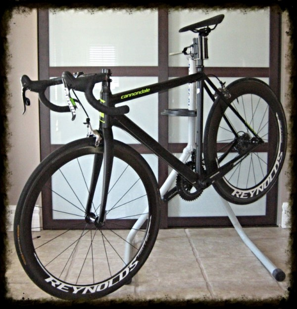 Cannondale CAAD10 Black Inc 2014 Hand Of Gawd