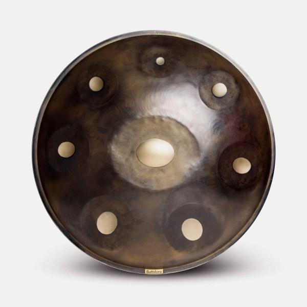 ハンドパン 8和音モデル 56 cm • Battiloro Handpan C# minor • イタリア製