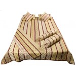Designer Handcrafted Handmade Quilt Bohemian Bedding Throw Blankets Indian Bedcover Cotton Kantha Bedding Vintage Kantha Quilt Single Bed