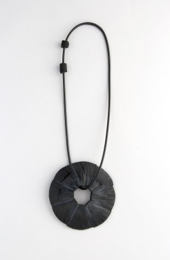 DAdamson_sand dollar necklace_wall_2015