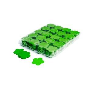Schritt 2: GIGANT - Slowfall FX Konfetti Blume hellgrün