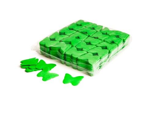 Schritt 2: GIGANT - Slowfall FX Konfetti Schmetterling hellgrün