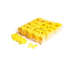 Schritt 2: GIGANT - Slowfall FX Konfetti Schmetterling gelb