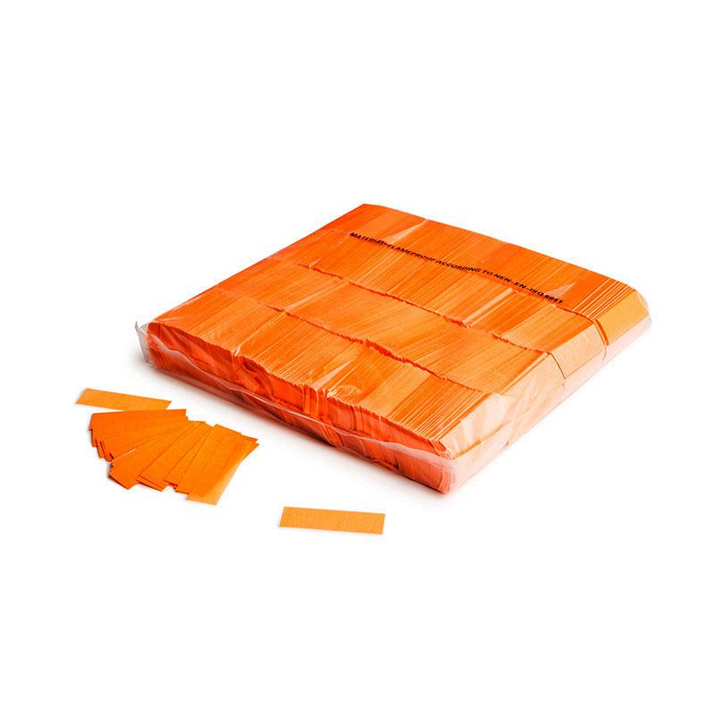 Schritt 2: GIGANT - Slowfall FX Konfetti UV Neon orange
