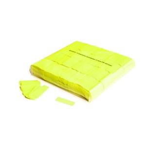Schritt 2: GIGANT - Slowfall FX Konfetti UV Neon gelb